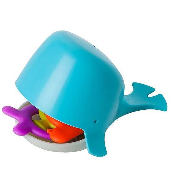Boon CHOMP Hungry Whale Bath Toy