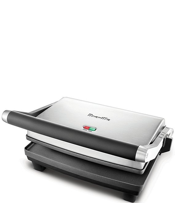 Color:Stainless - Image 1 - Panini Duo Sandwich Press