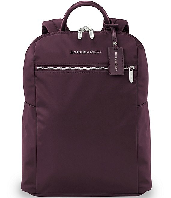 Briggs & Riley Rhapsody Slim Nylon Backpack
