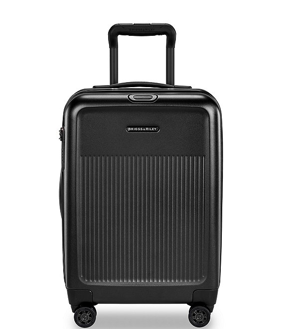 Color:Black - Image 1 - Sympatico 2.0 International Carry-On Expandable Spinner