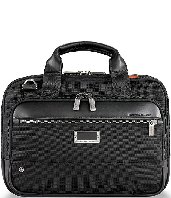 Color:Black - Image 1 - @Work Small Expandable Briefcases
