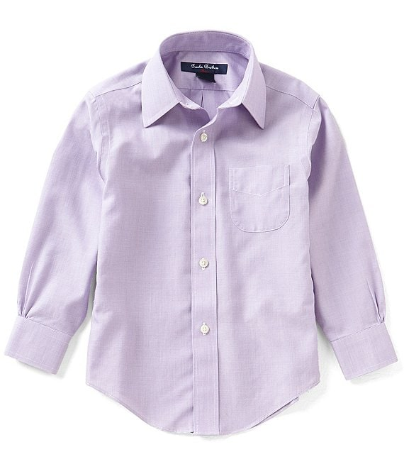Brooks Brothers Little/Big Boys 4-20 Non-Iron Button-Down Dress Shirt