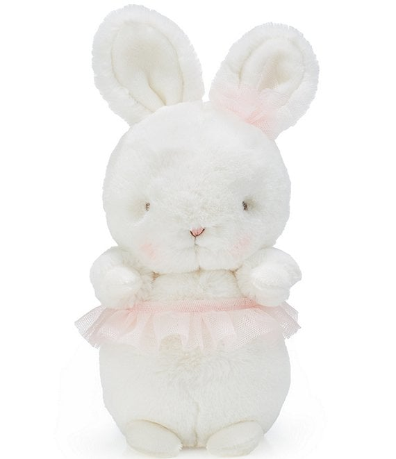 Color:Cream - Image 1 - 7#double; Blossom Bunny Plush