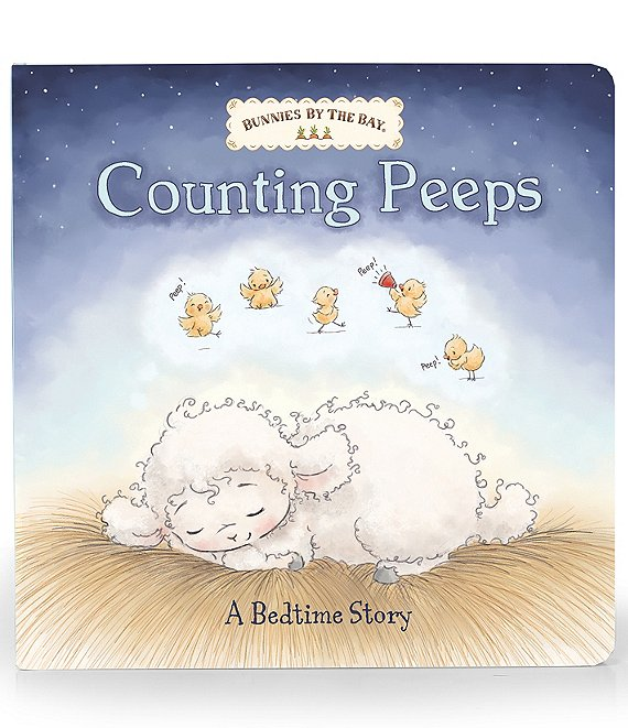 Color:Blue - Image 1 - Counting Peeps Book