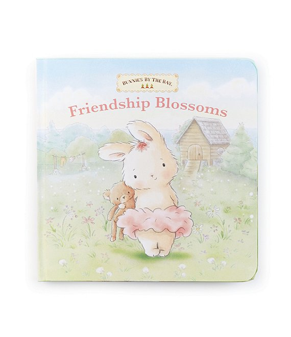 Color:Pink - Image 1 - Friendship Blossoms Board Book
