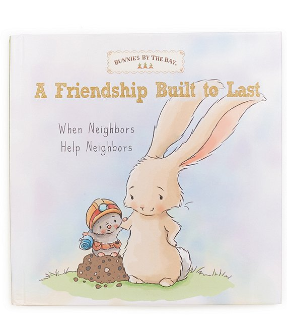 Bunnies By The Bay Harey & Mo: A Friendship Built to Last Book