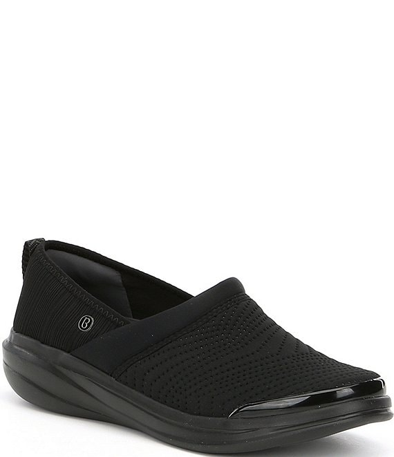 Color:Black - Image 1 - Coco Slip-On Sneakers
