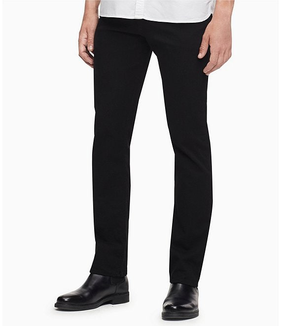 Color:Forever Black - Image 1 - Jeans CKJ Slim Fit Jeans