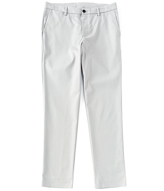Color:Alloy - Image 1 - Modern Stretch Chino Pants