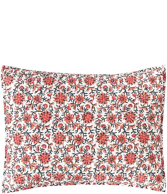 Carol and Frank Colley Standard Pillow Sham