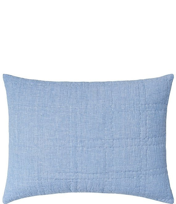 Carol and Frank Hugh Standard Pillow Sham