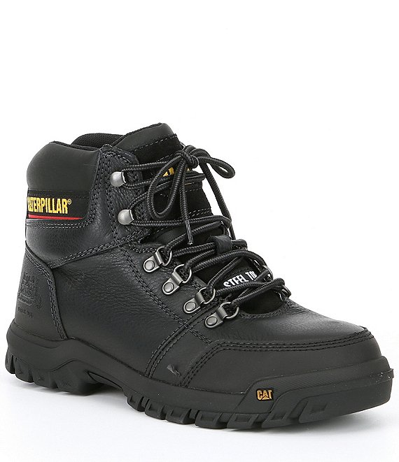 da0ca8c1f7c Cat Footwear Men's Outline Steel Toe Work Boot