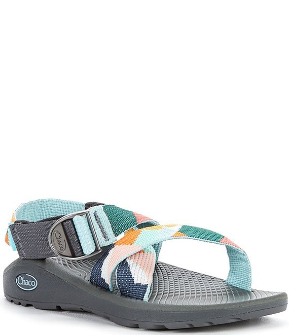 Color:Kaleido Katydid - Image 1 - Women's Mega Z Cloud Sandals