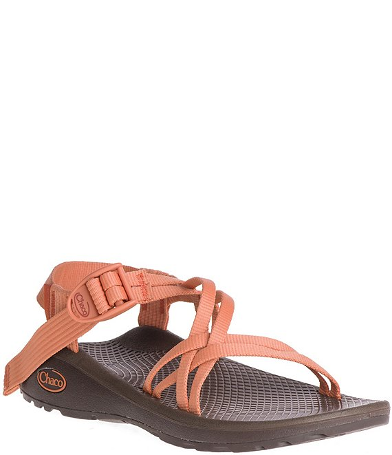 Color:Solid Carnelian - Image 1 - Women's Z Cloud X Adjustable Sandals