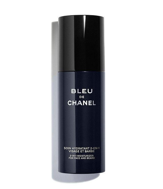 CHANEL BLEU DE CHANEL 2-in-1 MOISTURIZER FOR FACE AND BEARD