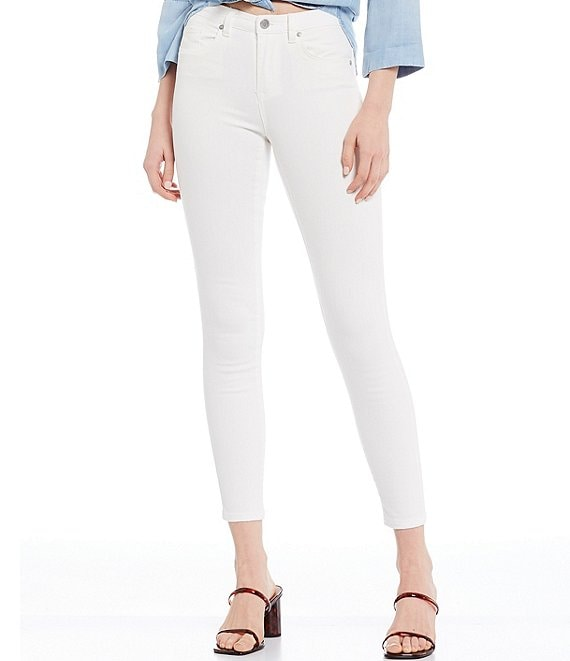 Color:Vodka Soda - Image 1 - Ankle Skinny Jeans