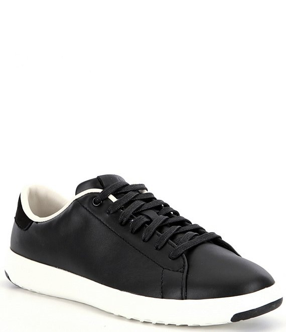 Cole Haan GrandPro Leather Tennis Sneakers