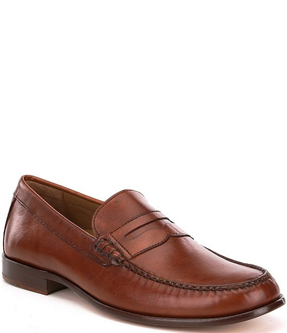 2a9658ff880 Cole Haan Men s Pinch Handsewn Penny Loafers