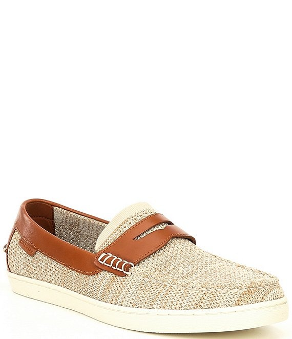 Color:Birch - Image 1 - Men's Pinch Weekender Stitchlite Penny Loafers