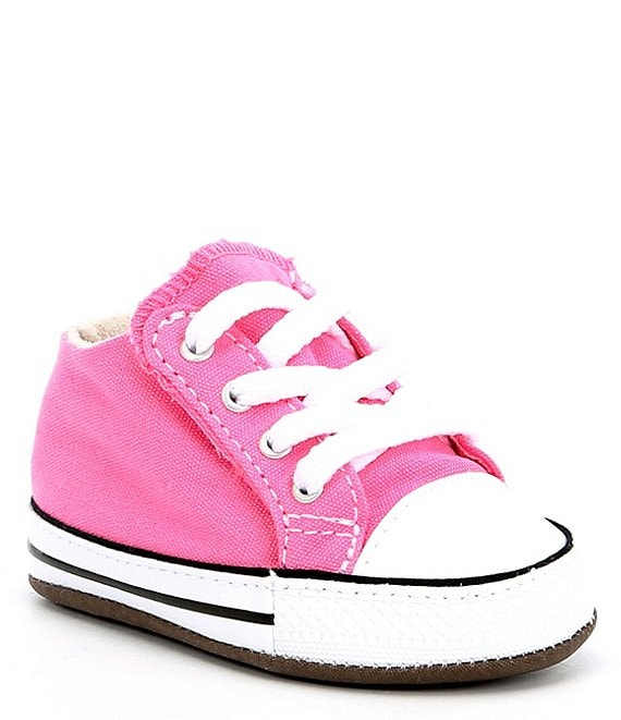 Converse Girls' Chuck Taylor All Star Cribster Crib Shoe