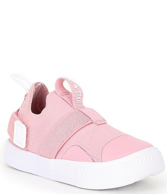 Color:Lotus Pink/Lotus Pink/White - Image 1 - Girls' Chuck Taylor® All Star® Superplay Sneakers (Toddler)