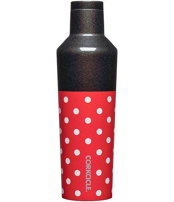 Color:Minnie Star - Image 1 - Stainles Steel Triple-Insulated 16-oz. Disney Minnie Mouse Canteen