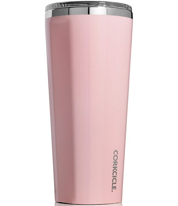 Color:Rose Quartz - Image 1 - Stainless Steel Triple-Insulated 24-oz. Classic Tumbler