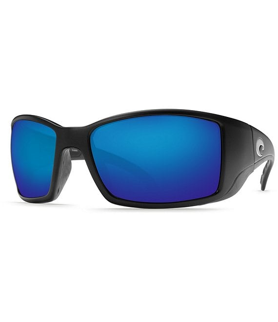 Costa Blackfin Polarized Wrap Sunglasses