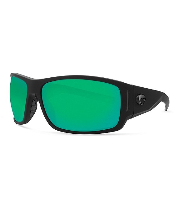 Costa Cape Polarized Rectangle Sunglasses