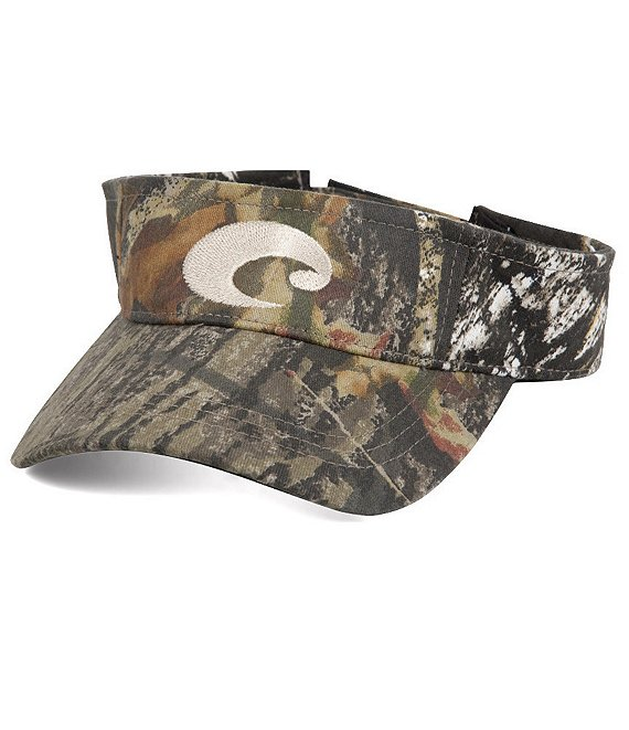 Costa Cotton Camo Visor