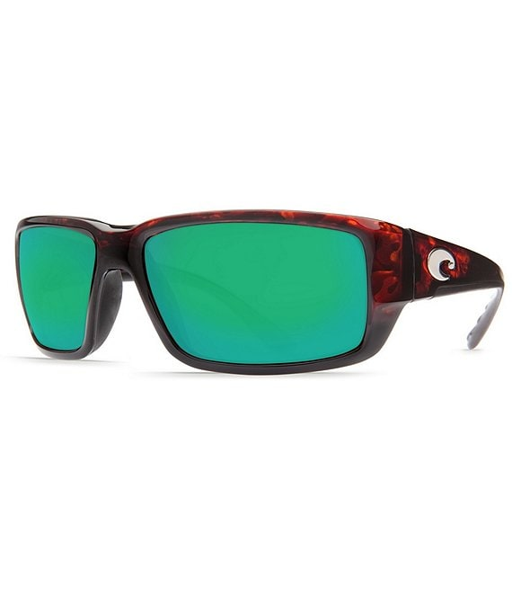 Costa Fantail Polarized Wrap Sunglasses