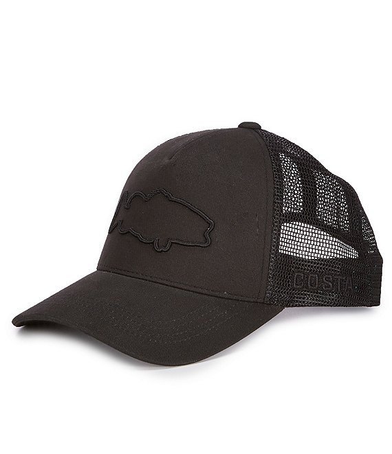 Costa Stealth Bass Trucker Hat