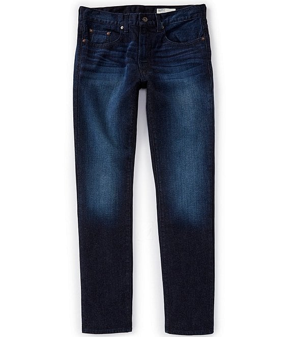 Cremieux Jeans Slim-Fit Resin Wash Stretch Jeans