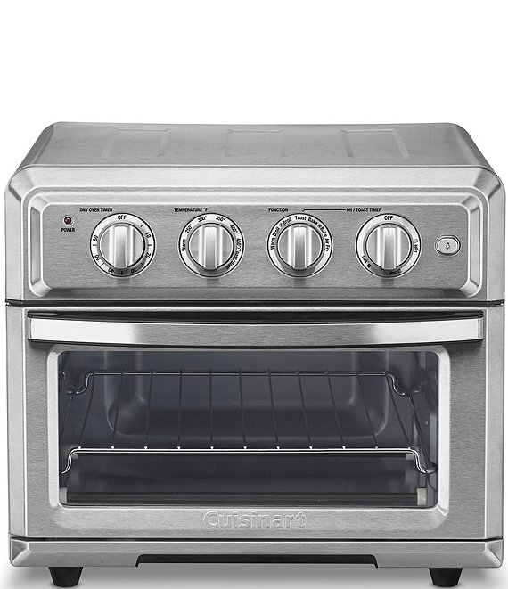 Color:Stainless Steel - Image 1 - Air Fryer Toaster Oven
