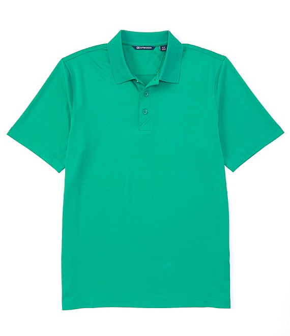 Color:Kelly Green - Image 1 - Forge CB DryTec Short-Sleeve Polo