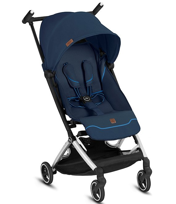 Color:Velvet Blue - Image 1 - All City Compact Stroller