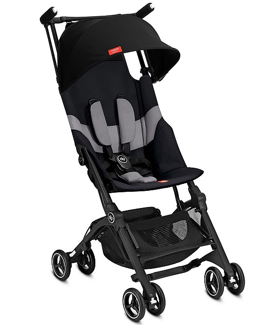Color:Black - Image 1 - All Terrain Compact Stroller