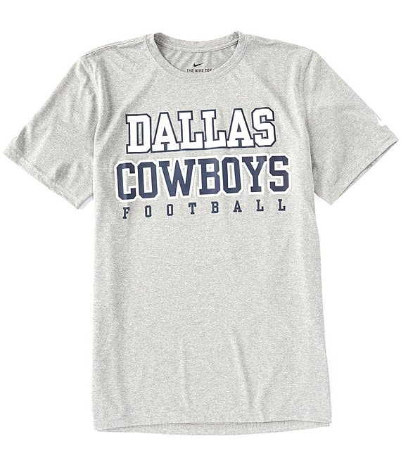 Dallas Cowboys Dri-FIT Legend Practice Short-Sleeve Tee