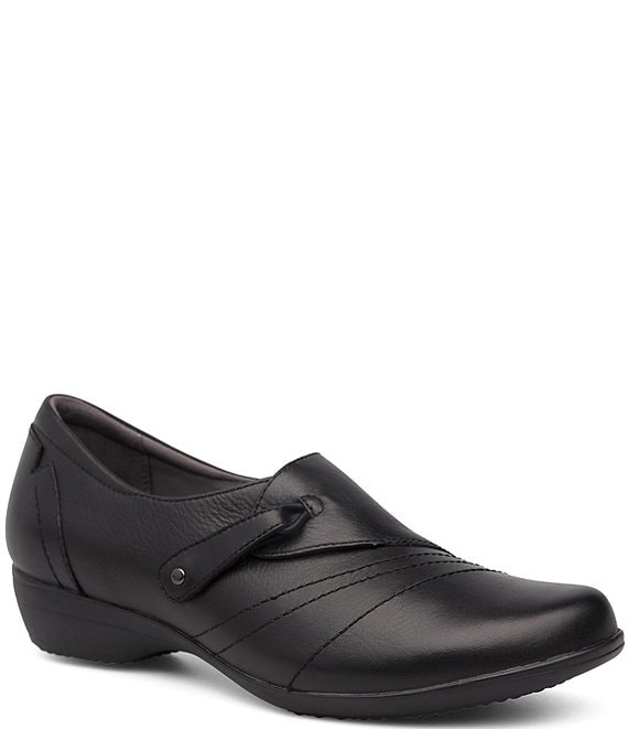 bc395135b26 Dansko Franny Block Heel Loafers
