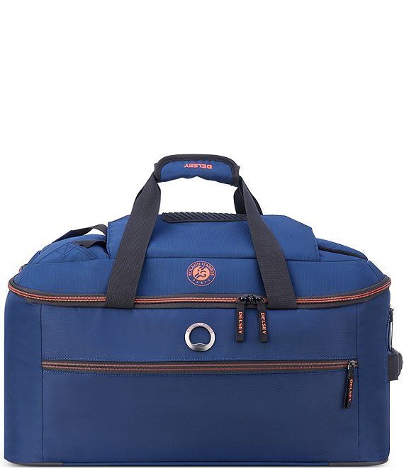Color:Navy - Image 1 - Roland-Garros Duffel Backpack
