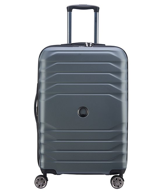 Color:Graphite - Image 1 - Velocity Hardside Medium Spinner