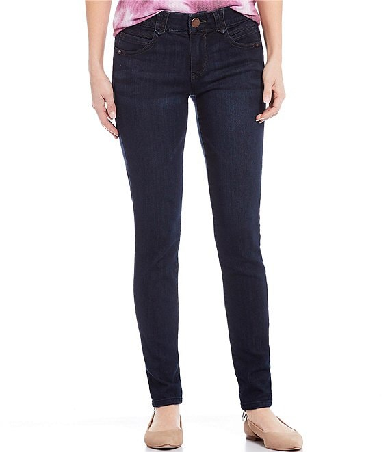 Color:Indigo - Image 1 - Ab Solution Jeggings