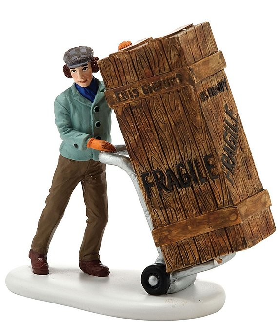 Department 56 A Christmas Story Fragile Delivery Figurine