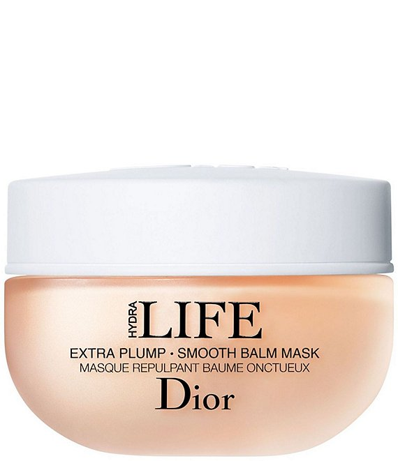 Dior Hydra Life Extra Plump Smooth Balm Treatment Face Mask