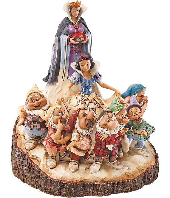 Disney Traditions by Jim Shore Snow White and the Seven ...