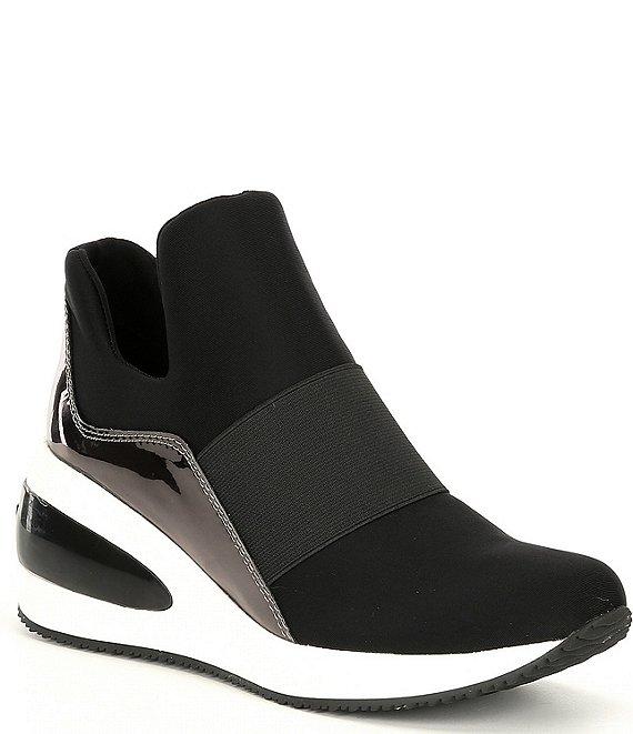 DKNY Borg Wedge Sneakers | Dillard's