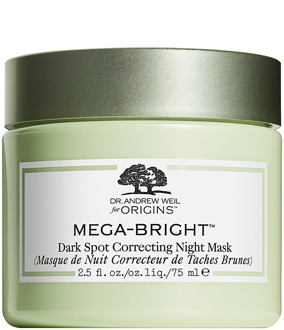 Dr. Andrew Weil for Origins Mega-Bright Dark Spot Correcting Night Face Mask Treatment
