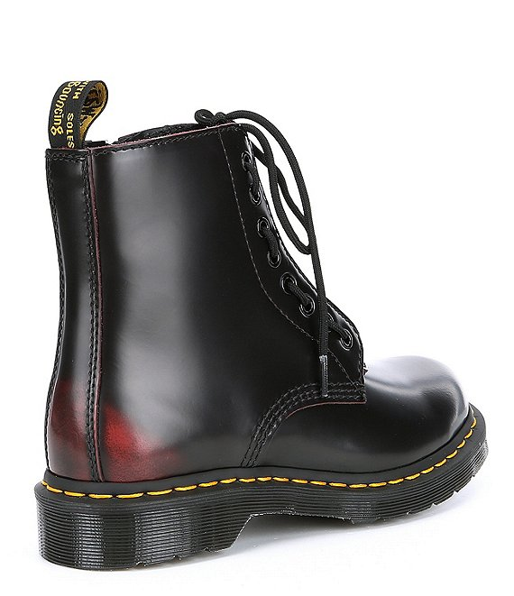 Dr Martens 1460 Pascal Leather Cherry Red US 8