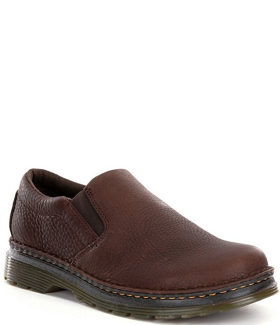 Mens Boyle Dr Grizzly martens Dark Brown IYg6yvbf7