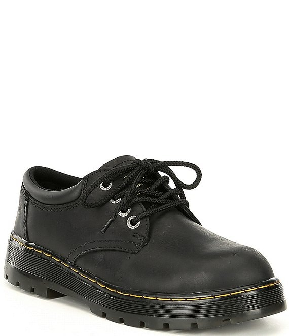 Dr. Martens Men's Bolt Work Steel Toe Oxford